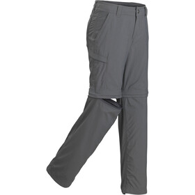 Marmot Cruz Convertible Pants Boys slate grey